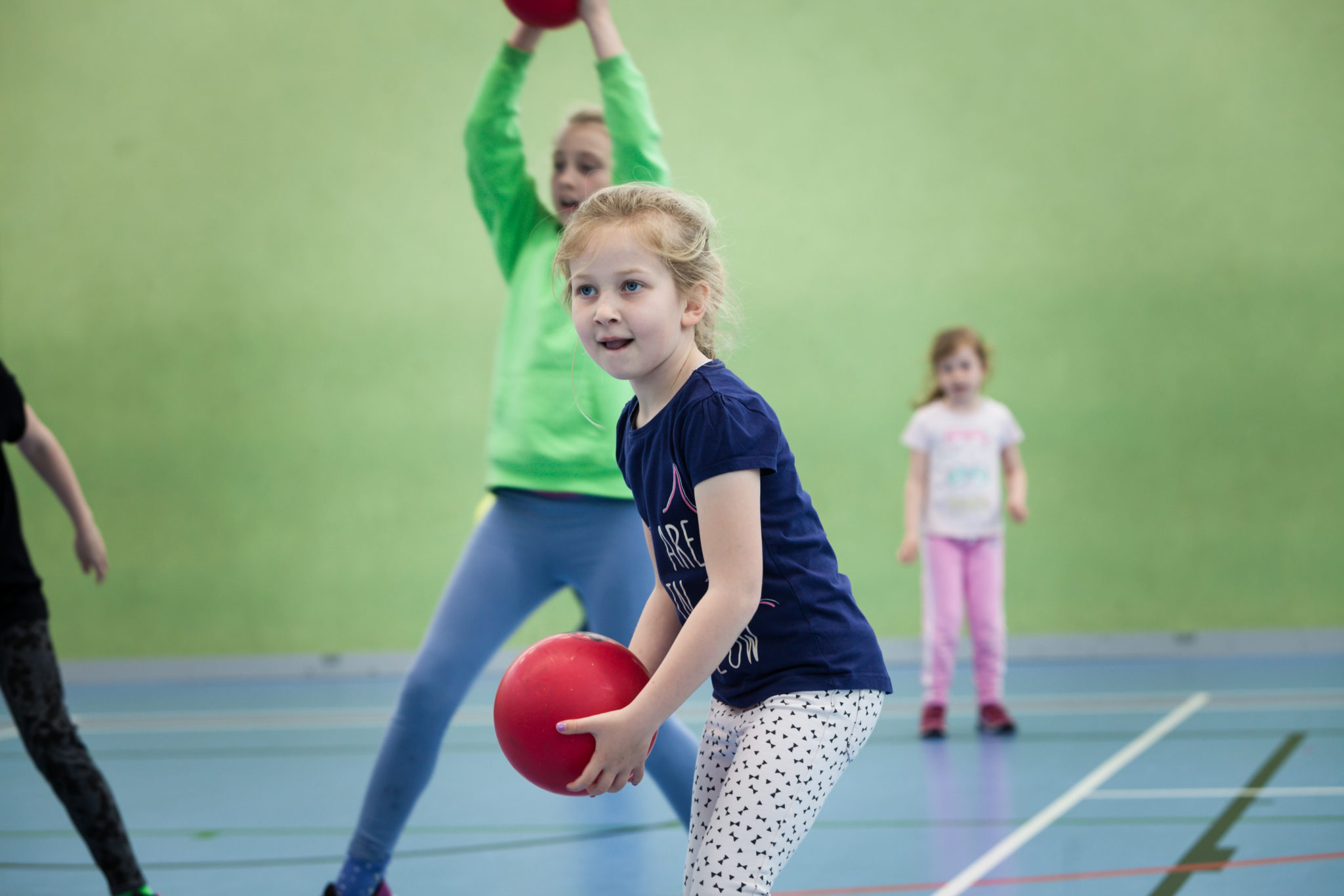 Why Competition in Sport is good for children