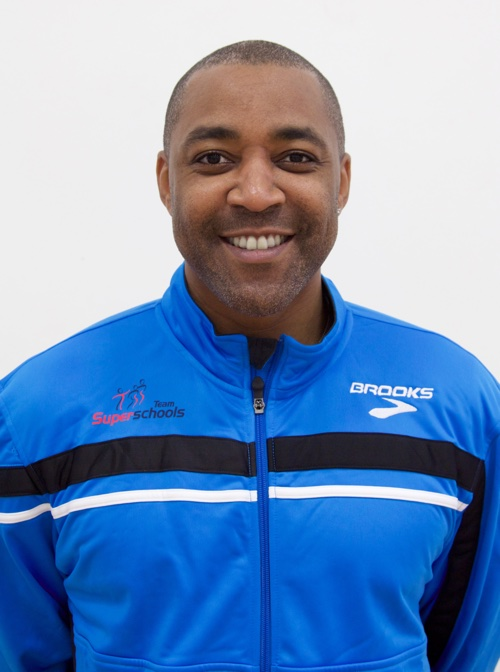 EXCITING NEWS! Darren Campbell MBE as a new Ambassador for Get Active Sports!