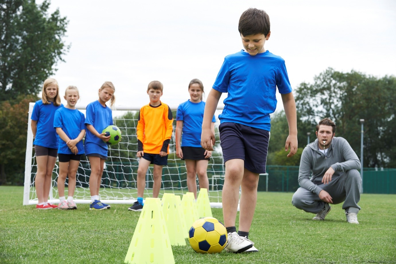 Get Active's Sports Clubs
